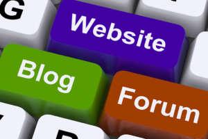 Форум или блог для развития бизнеса?