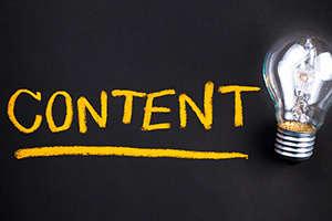 Какой контент добавлять на сайт?